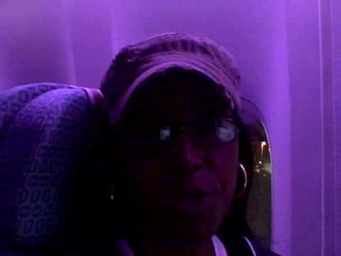 Mar 09 2009 - Sheila Brown Flight to Australia from Los Angeles