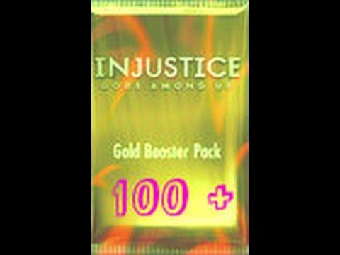 Injustice pack opening 100+ gold packs hunt for prison superman