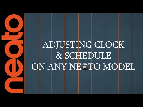 Your Neato not running according to schedule? How To Fix Video