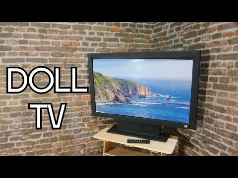 How to make a Doll TV