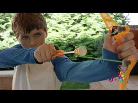 Λαμπάδα Air Storm Firetek Zeon Bow - 2 Χρώματα στο www.toys-shop.gr