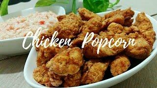 Easy Chicken Popcorn recipe
