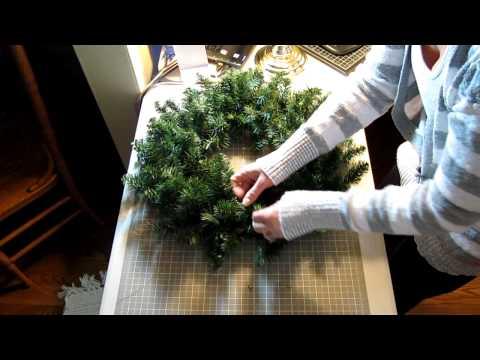 Artificial Greenery - Preparing