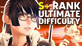 Astral Chain: S+ Rank On Ultimate Difficulty Gameplay