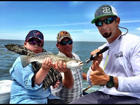 Texas Boys Outdoors - Very Special Day on Matagorda Bay