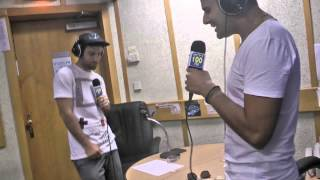 עידן יניב מארח את איזי - הכל מהכל - לייב רדיוס 100FM - מושיקו שטרן