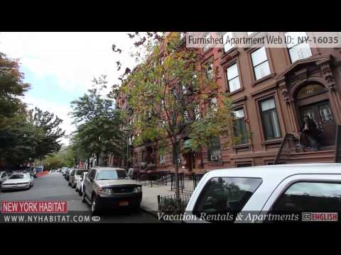 Video Tour of a 1-Bedroom Furnished Apartment in Harlem, Manhattan