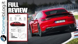 2019 Porsche Panamera GTS - FULL Car REVIEW !