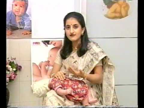 Baby massage and care-dr.geetanjali  tv programme