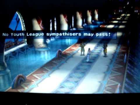 Final Fantasy X-2 on Laptop- Pcsx2