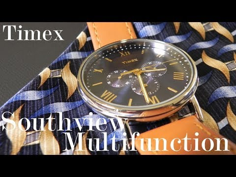A stunning Timex :Timex Southview Multifunction Review (TW2R29100ZA)