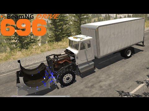 BEAMNG DRIVE #696 | Präzise Zerstörung | Let's Play BeamNG Drive mit GCG [Alpha] [HD]
