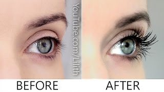 How To Grow Lashes Naturally Diy For Longer Thicker Fuller Eyelashes