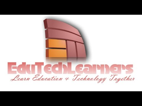 Edutechlearners - Learn Education & Technology Together