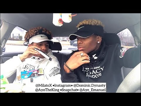 He found his boys girl with another guy | Convo Rap Challenge | 2oK |