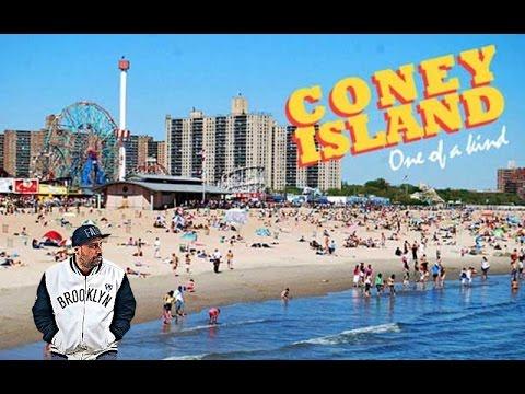 COMO CHEGAR NA PRAIA DE CONEY ISLAND BROOKLYN NEW YORK
