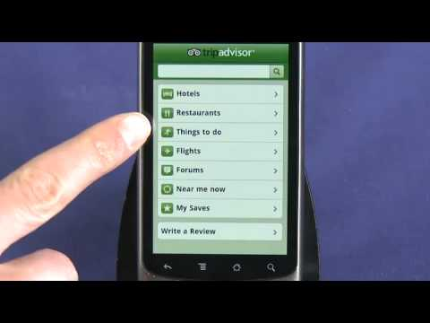 TripAdvisor for Android review
