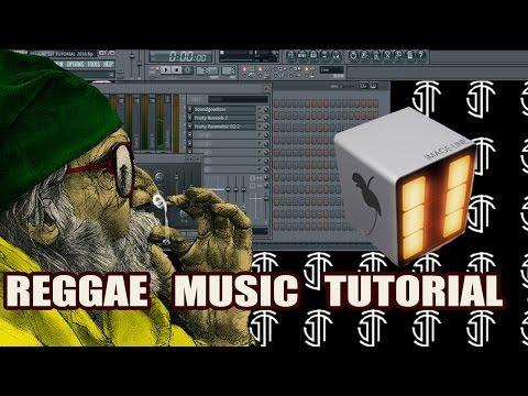 How To Make Reggae Music In 5 Minutes [ FL Studio ]
