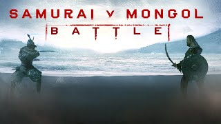 What a Samurai vs. Mongol Battle Really Looked Like