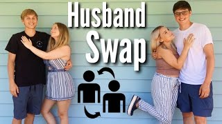 Swapping Husbands with my BFF for 24 Hours