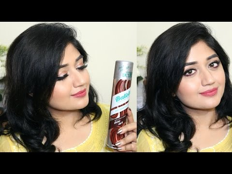 How to use Dry Shampoo | BATISTE Review + Giveaway | corallista