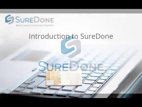 SureDone Introduction