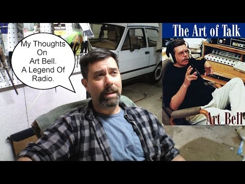 The Passing Of A legend. My Thoughts On Art Bell,  The Creator Of Coast To Coast AM.