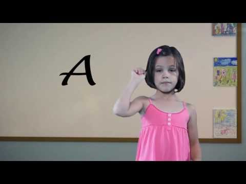 ASL ABCs for kids - learn this fun song!