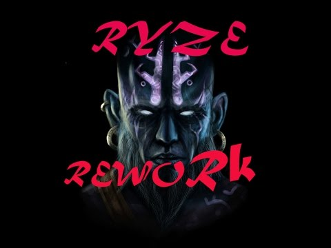 Ryze Rework Analyse Guide