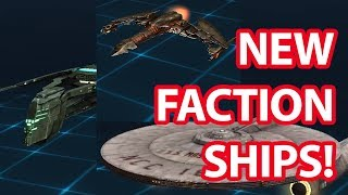 Star Trek Fleet Command 17 - New Ships, Tritanium Saga & Horizon