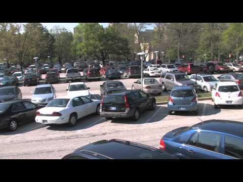 Parking at IU Bloomington
