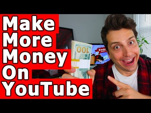 Make More Money On YouTube (How to Get Higher Video Ad CPMs)