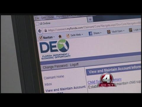 Florida leaders dodge questions about unemployment website