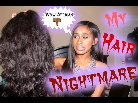 Hair  WowAfrican Review: Horror Story   Nae and Nea