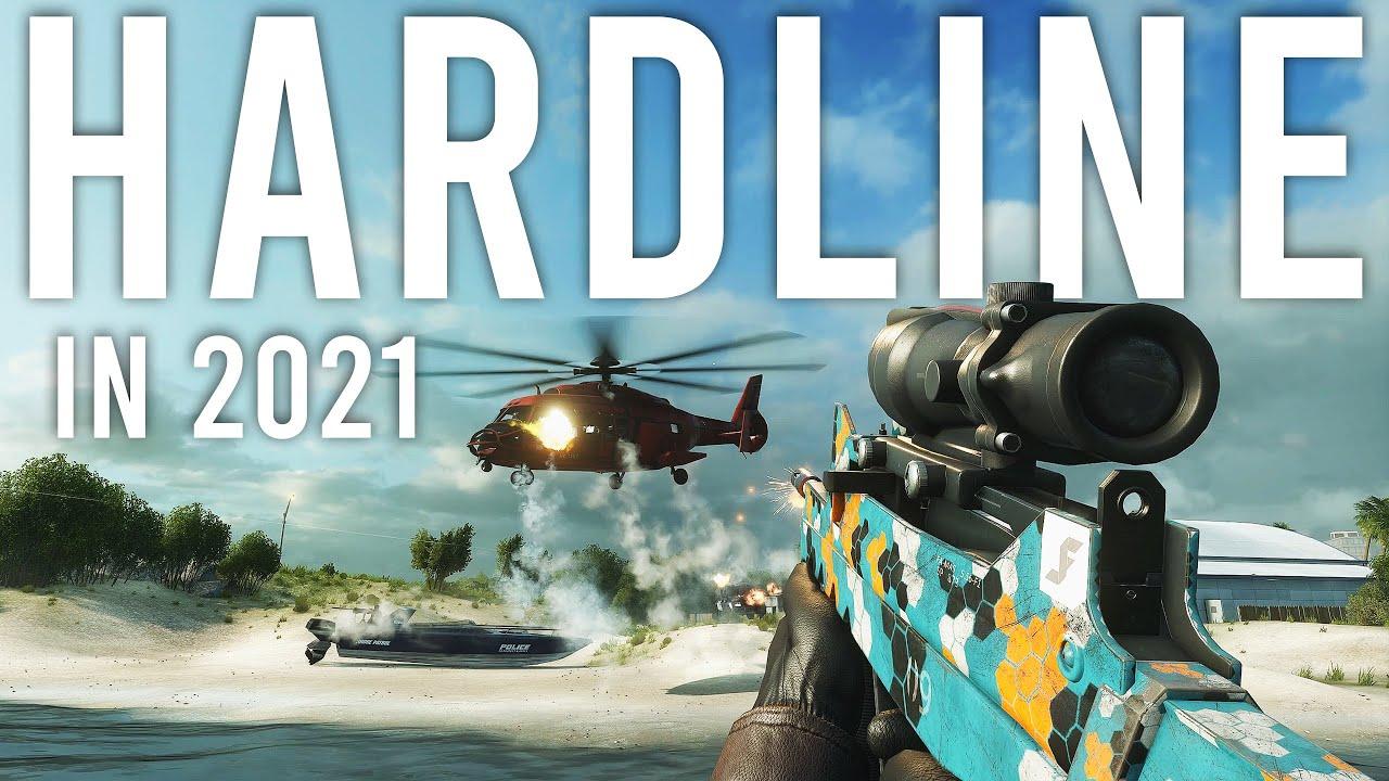 Playing Battlefield Hardline in 2021...