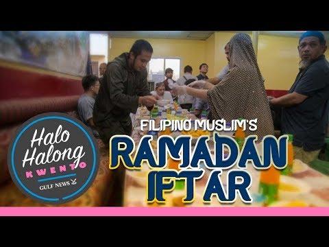 Halo - Halong Kwento Ep.09 - Ramadan Iftar with Filipino Muslims in Dubai