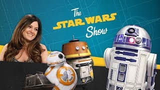 Inside Forces of Destiny and Star Wars Animation, Plus Lightsaber Training and Droid Unboxing!
