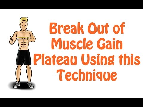 Pre Exhaustion: Break Out of Muscle Gain Plateau