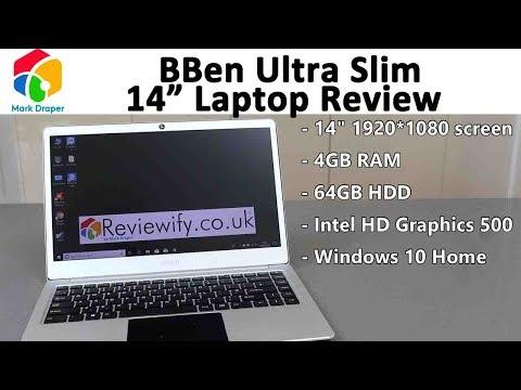 Bben Ultra Slim 14 inch Laptop Review