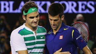 Novak Djokovic vs Roger Federer Full Match | Australian Open 2016 Semi Final