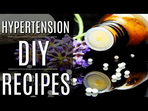 Essential Oils For Blood Pressure | EASY DIY RECIPES To Lower Blood Pressure TODAY!