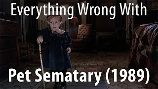 Download Everything Wrong With Pet Sematary (1989) Video