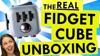 Download How to ADHD Official Fidget Cube Unboxing!!! Video