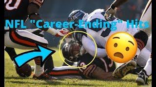 "NFL ""Career-Ending"" Hits"