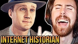 """Asmongold Reacts To """"The Swedish Job   Sundance Rejects""""   By Internet Historian: Incognito Mode"""