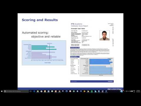 Testing EAP Reading Skills with the Pearson Test of English Academic