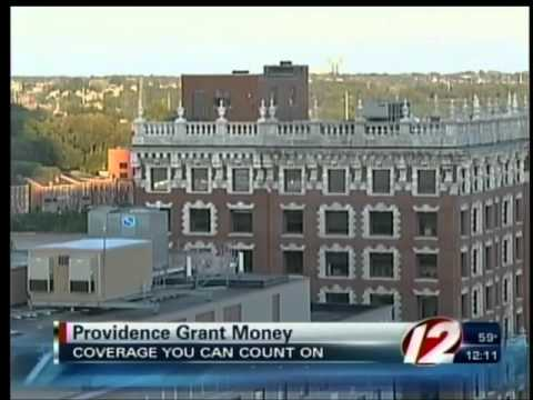 Providence federal grant money
