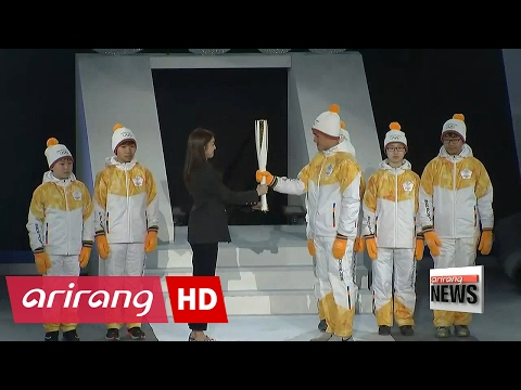 Gangneung ceremony kicks off countdown to 2018 PyeongChang Winter Olympics