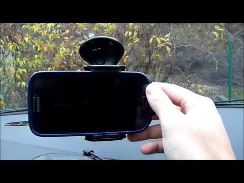 Oryginalny Uchwyt SAMSUNG Smartphone Vehicle Dock TEST