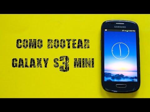 Cómo hacer Root a tu Samsung Galaxy SIII mini (GT-I8190L) en 4 minutos
